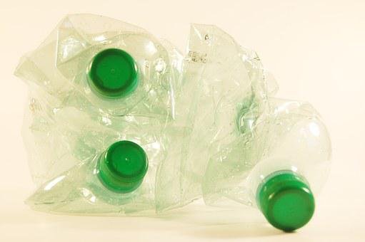 Plastic Bottles, Recycling, Plastic