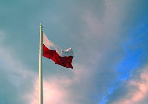 Flag, Poland, Polish Flag, Patriotism, Homeland