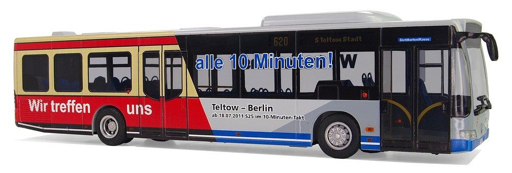 Mercedes Benz, Citaro, Service Bus, Potsdam, Havelbus