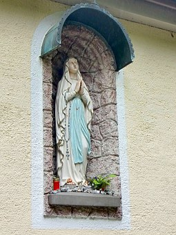 Stature, Maria, Faith, Religion, Christianity