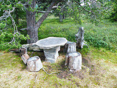 The Nature Of The, Stone Table, Stubs, Stone, Table