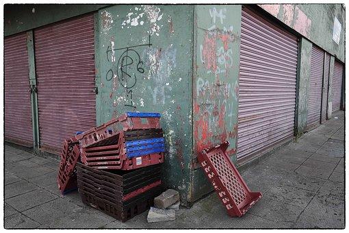 Rubbish, Urban, Street, Trash, Environment, Waste