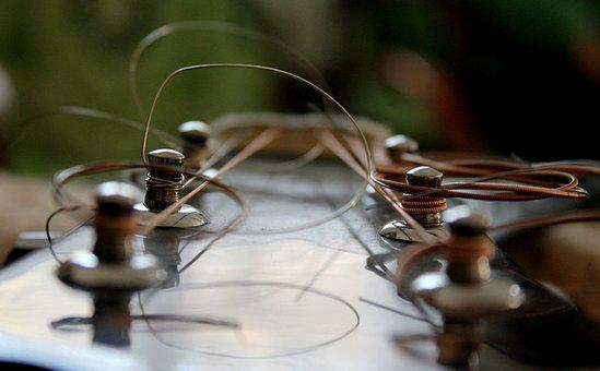 Guitar, Music, Tool, Acoustic, Strings
