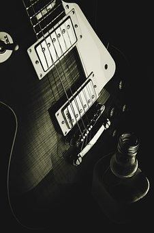 Guitar, E Guitar, Sw, Electric Guitar, Music