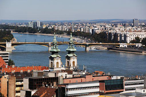 Budapest, City, Hungary, Architecture, City Trip, River