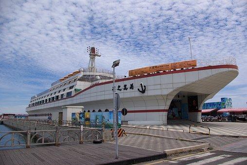 Port, Penghu, Penghu Islands, Taiwan, Pier