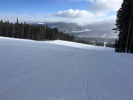 Skiing, Colorado, Breckenrigde