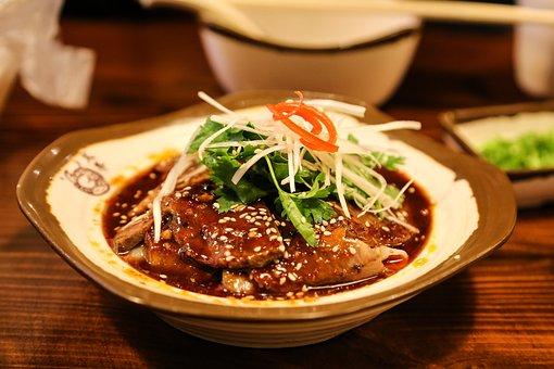Chaoshan Casserole Soup, Beef Rice Paper, Gourmet, Asia