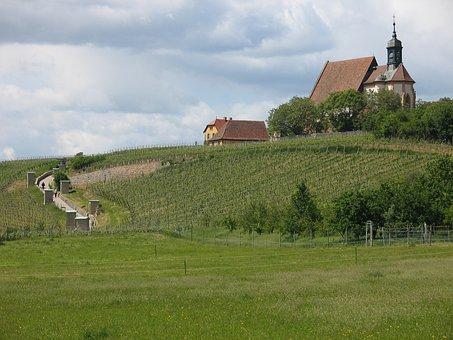 Pilgrimage Church, Maria In The Vineyard, Volkach