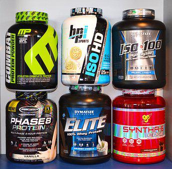 Optimum Nutrition, Moss, Supplements, Protein, Vitamins