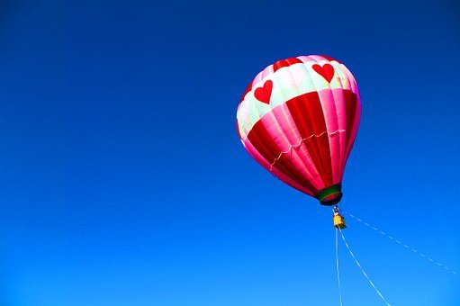 Balloon, Hot Air Balloon, Tour
