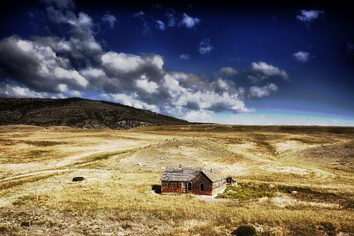 Montana, Landscape, Scenic, Rural, Country, Countryside