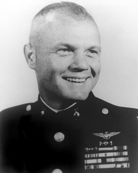John Herschel Glenn Jr, American Aviator, Engineer