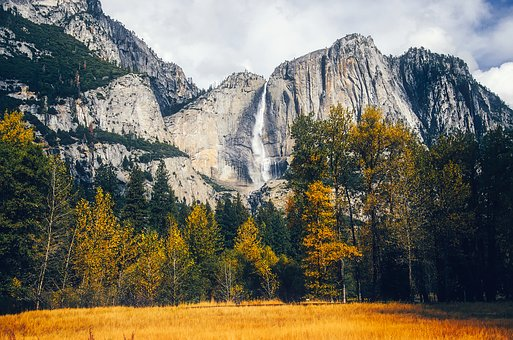 Yosemite, National Park, California, Tourism, Vacation
