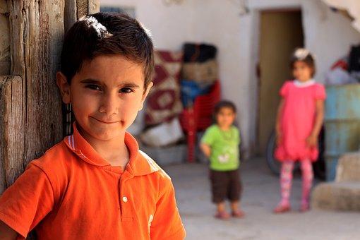 Child, Portrait, Children, The Innocence, Laugh