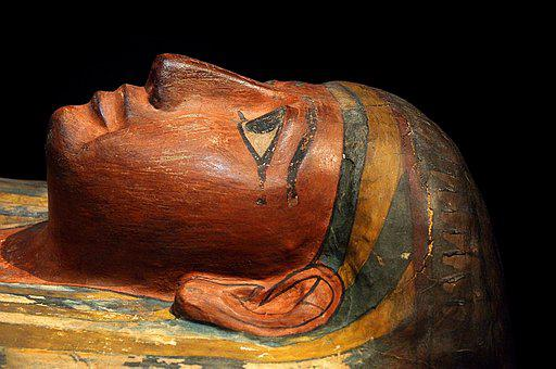 Mummy, Mummification, Coffin, Egyptian, Death, Dead
