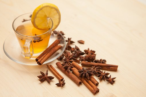 Cinnamon, Lemon, Anise, Seasonings, Spices, Aroma