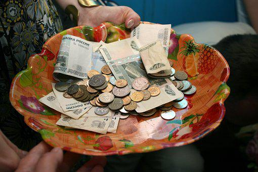 Ruble, Money, Redemption, Coins, Russian, Currency
