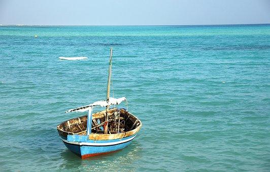 Fishing Boat, Sailing Boat, Boat, Sea, Holiday, Summer