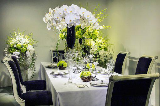 Dining Table, To Design, Tables And Chairs, Orchids