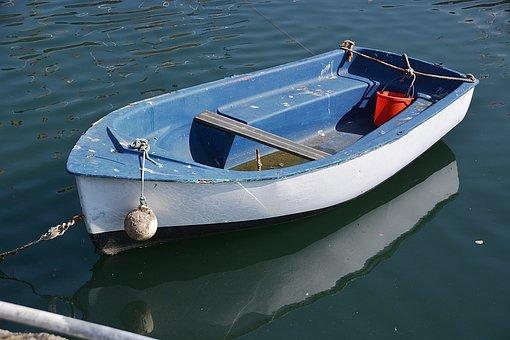 Boat, Port, France, Wharf, Water, Fishermen, Fishing