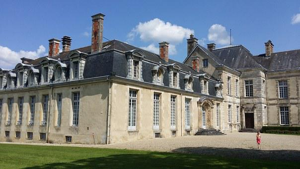 France, Chateau, Voltaire