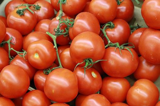 Tomatoes, Canary Tomatoes, Vegetable