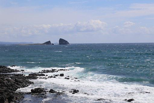 Jeju Island, Waves, The Brothers Island