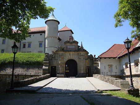 Nowy Wiśnicz, Poland, Castle, Monument