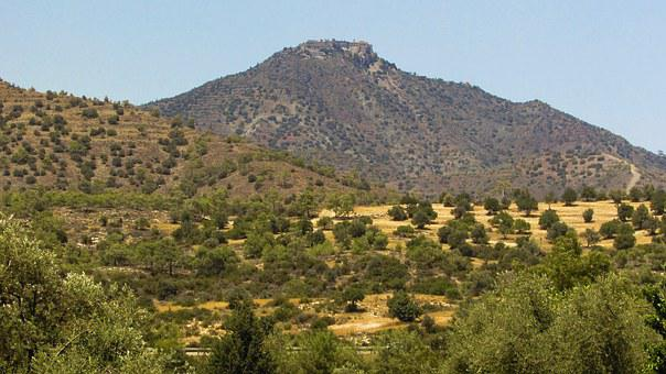 Cyprus, Stavrovouni, Landscape, Countryside, Scenery