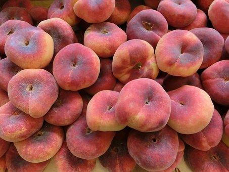Peaches, Fruit, Fruits, Many, Vitamins