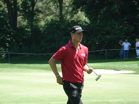Golf, Golfers, Martin Kaimukku, Golfpro, Green