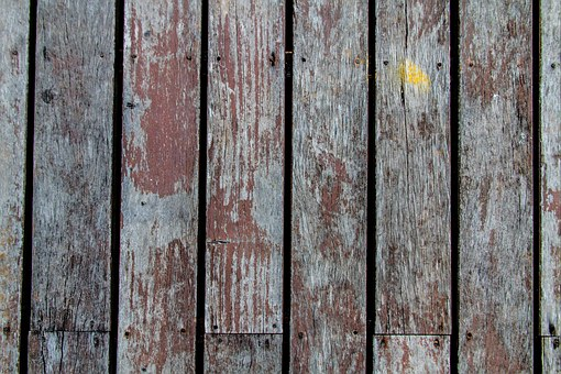 Wall, The Wooden Walls, Wood, Strip