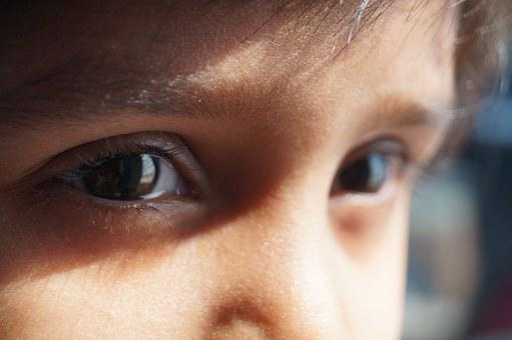Eyes, Girl, Eyelashes, Face, Baby Closeup, Kid, Cute