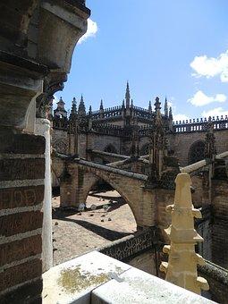Spain, Seville, Spanish, Architecture, Travel, City