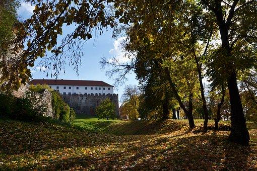 Baranya, Siklós, Castle