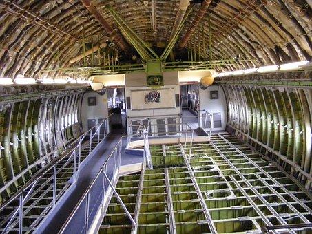 Scaffold, Aircraft, Aviation, Technik Museum Speyer