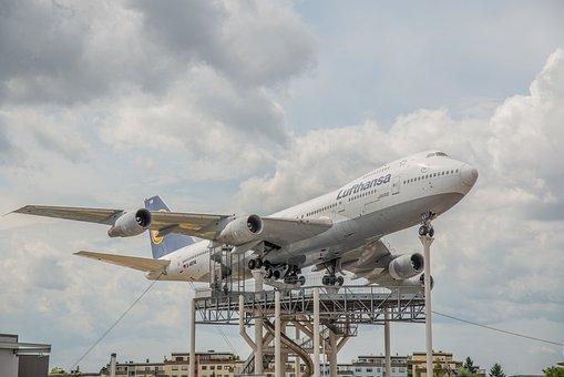Boeing, Technology, Aircraft, Aviation, Lufthansa