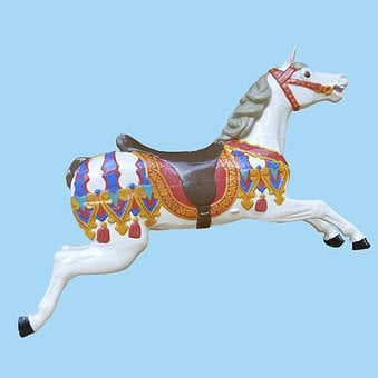 Carousel, Fair, Ride, Fun, Folk Festival, Year Market