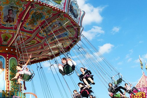 Chain Carousel, Aviator Carousel