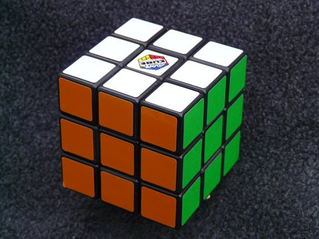 Magic Cube, Puzzle, Erno Rubik, Play, Patience, Cube