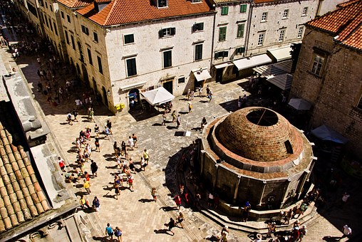 Croatia, Dubrovnik, Summer, Europe, Tourism, Day