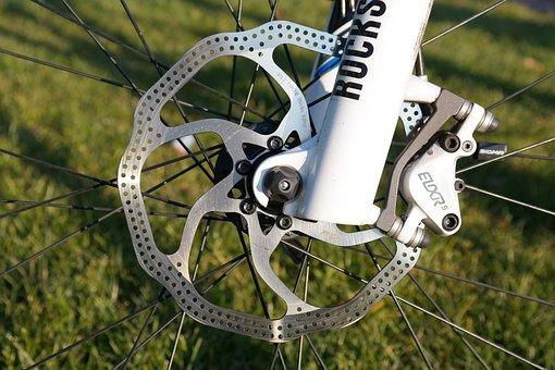 Disc Brake, Bike, Brake, Wheel, Rim, Metal