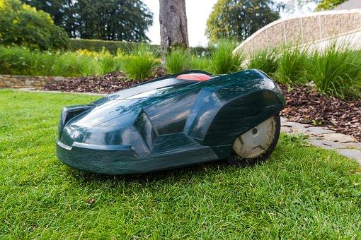 Lawn Mower, Robot, Grass, Robot Mower, Automatically