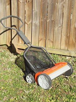 Reel Mower, Lawn Mower, Reel, Lawn, Mower, Grass, Tool