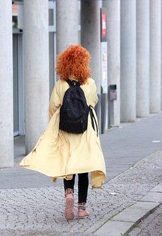 Hair, Red Hair, Woman, Female, Girl, Long Hair