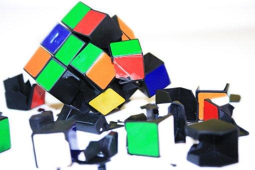 Cube, Magic, Stress