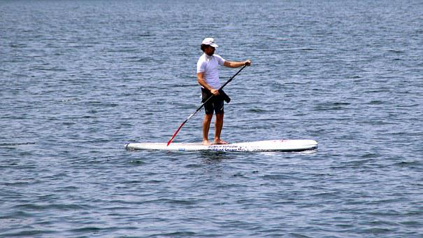 Stand Up Paddle, Sup, Stand Up Paddling, Paddle