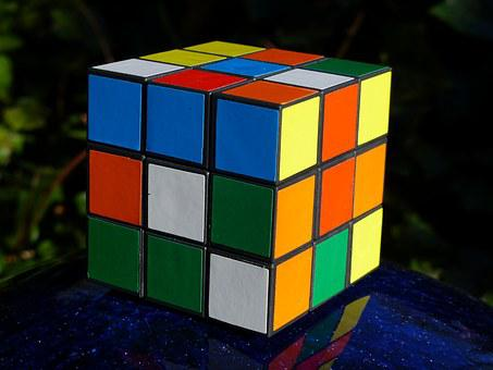 Magic Cube, Colorful, Color, Play, Cube, Puzzle