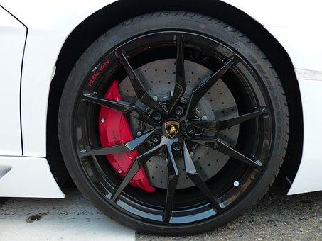 Wheel, Rim, Disc Brake, Brake, Sports Car